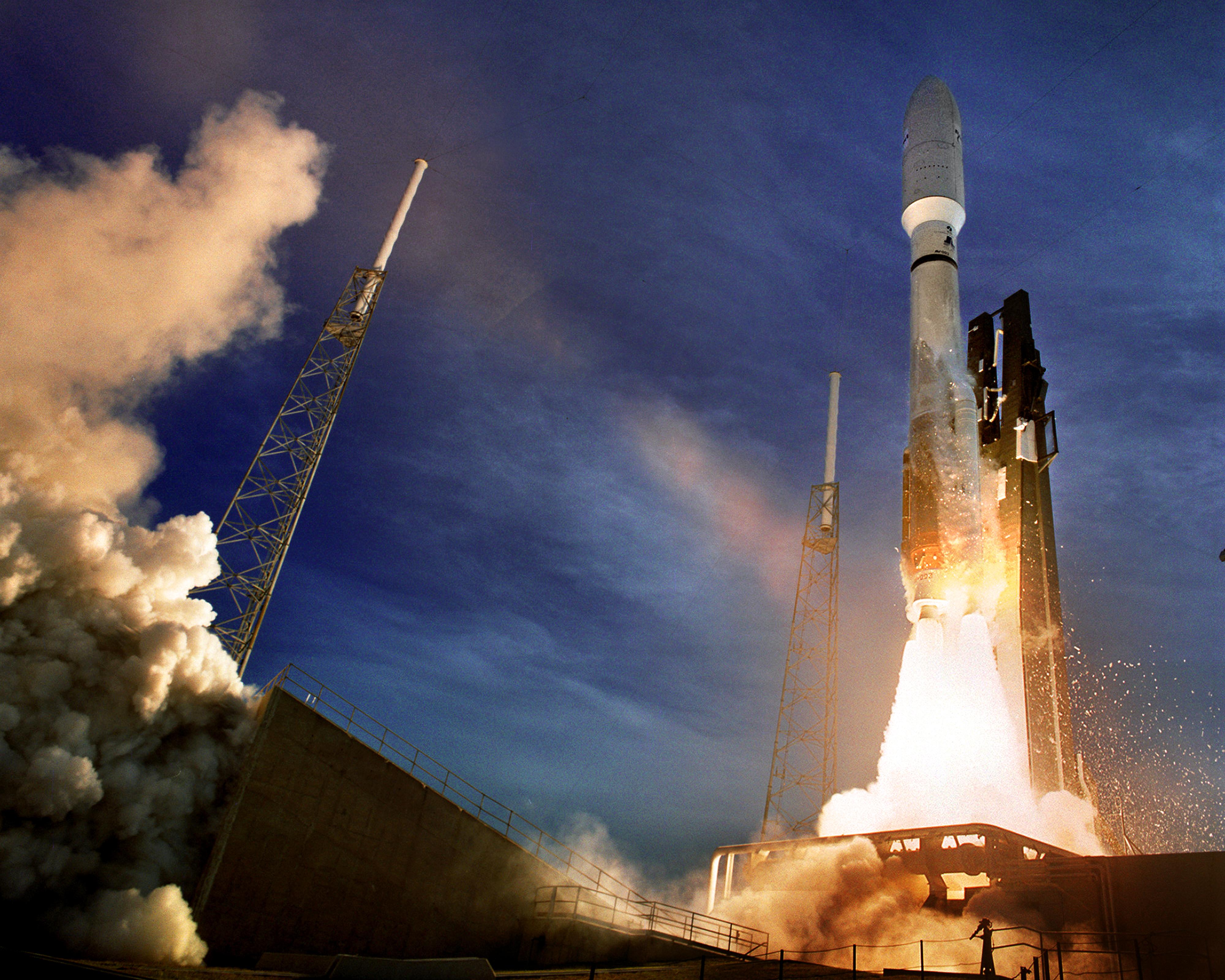 AV003 Launch